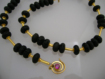 Lava Series Necklace